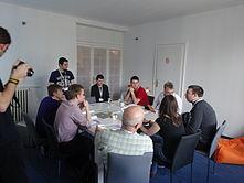 קבוצות למידה בארגונים